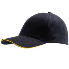 Cap Black Gold
