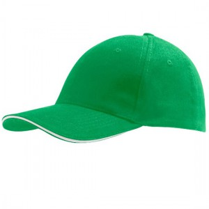 Cap Kelly Green White