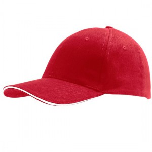 Cap Red White