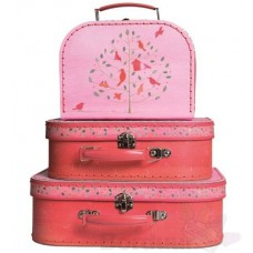 Koffer vogelhuisje klein