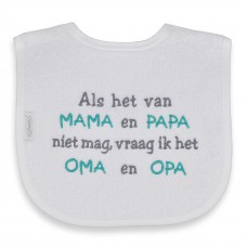 Slab Als het van Mama en Papa niet mag vraag ik het Oma en Opa