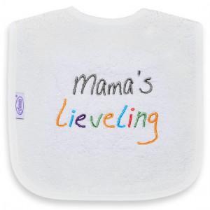 Slab met Mama's lieveling