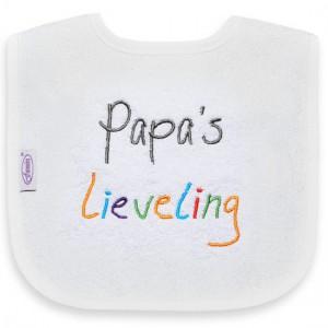 Slab met Papa's lieveling