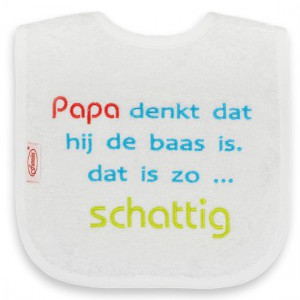 Slab Papa baas is SCHATTIG