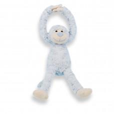Slinger aap blauw