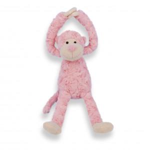 Slinger aap roze