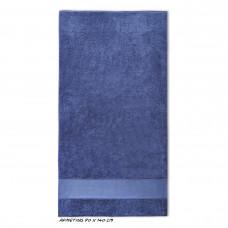 Sport grote handdoek navy