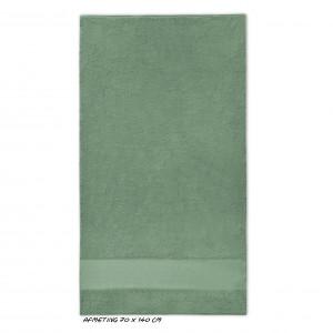 Sport grote handdoek stonegreen