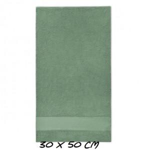 Sport mini Handdoek stone green