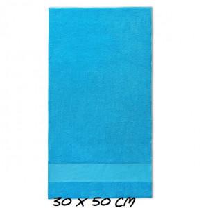 Sport mini Handdoek turquoise