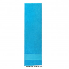 Sport Handdoek turquoise
