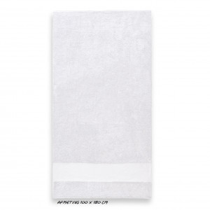 Sport XL Handdoek wit