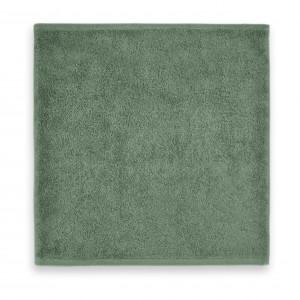 Spuugdoek Stone green