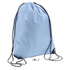 Gymtas lichtblauw