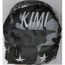 Rugzak Rider kinder camouflage