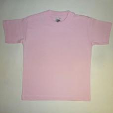 Kinder T-shirt roze OP=OP