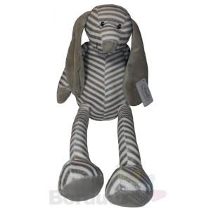 Tut knuffel grijs