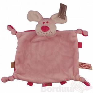 Tutpop hond roze