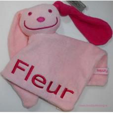 Tutpoppetje roze fuchsia op=op