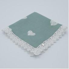 zakdoek love stonegreen